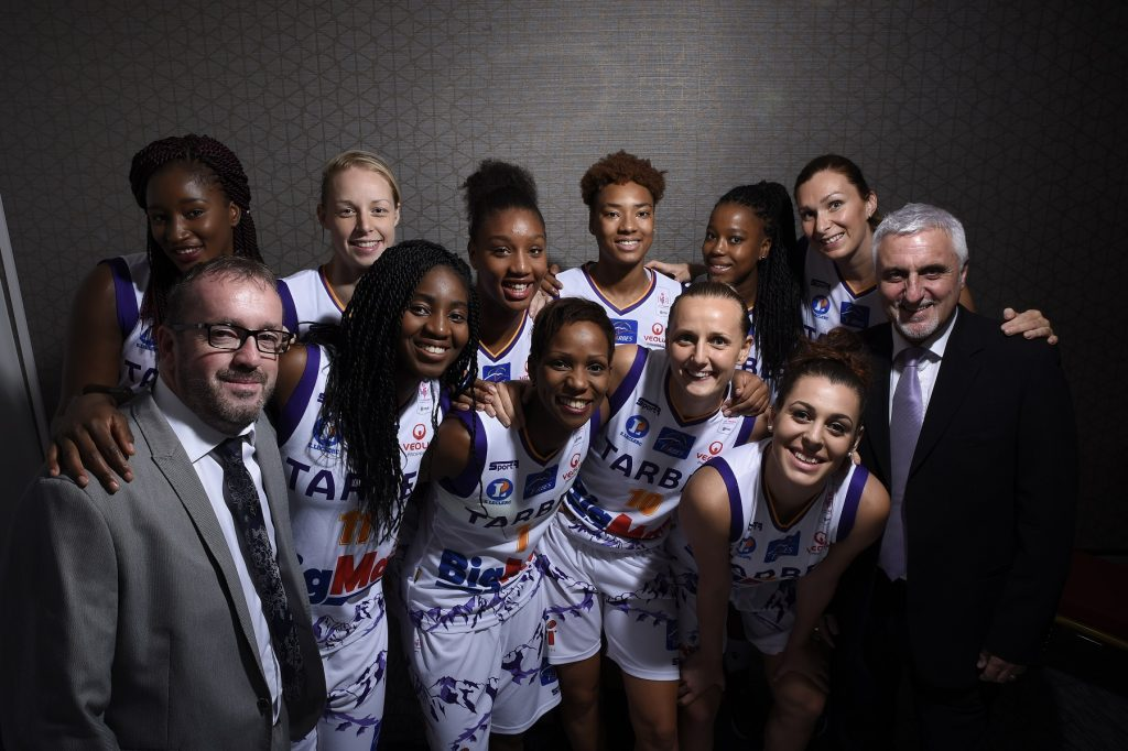 Basket landes en 1 8e coupe de france tgb club de - Finale coupe de france basket feminin ...