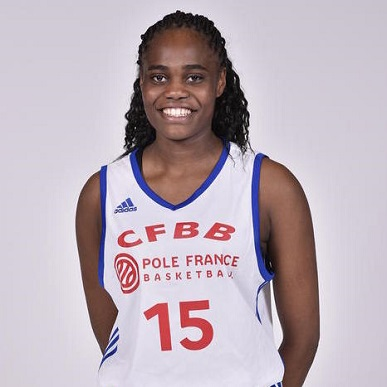 Naomi MBANDU