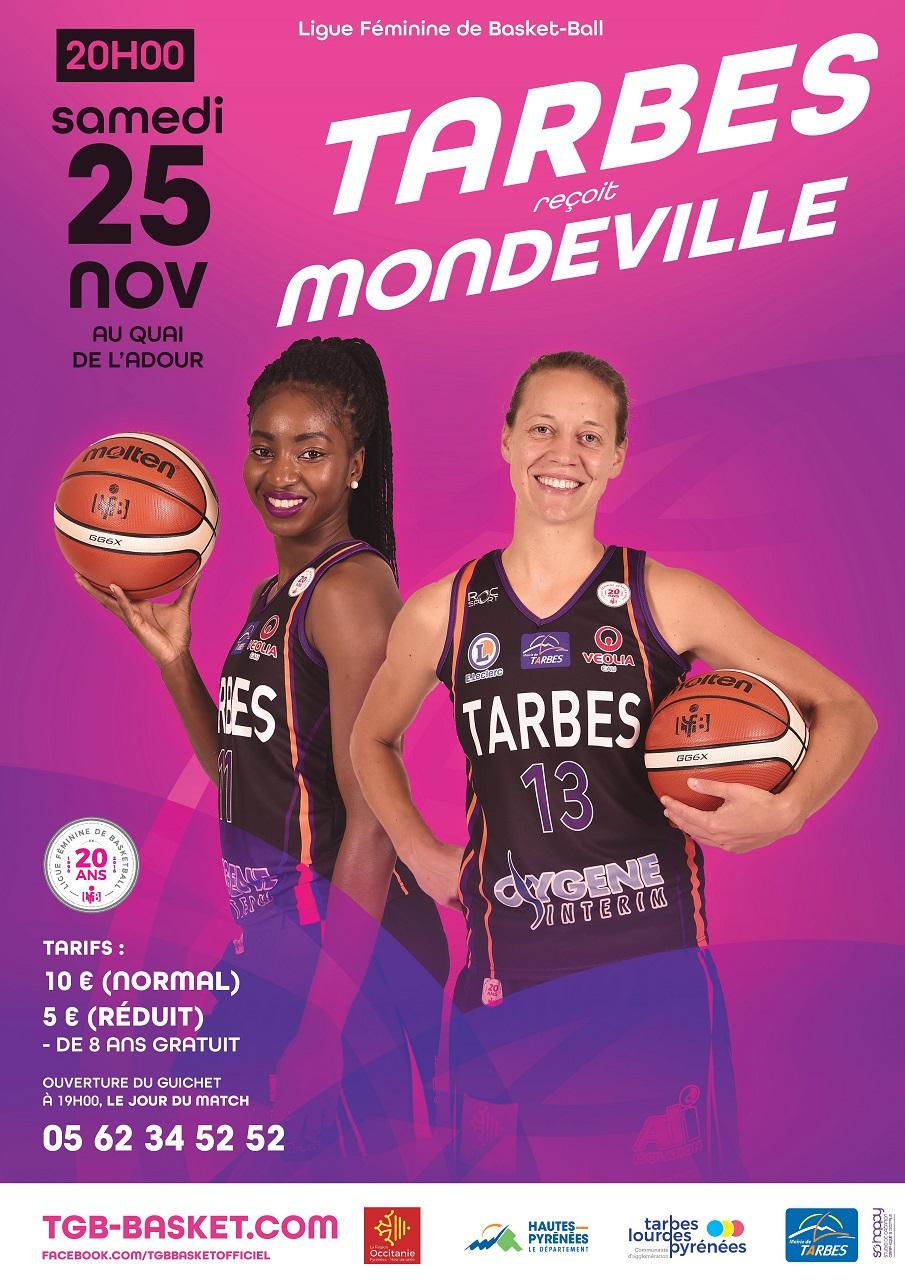 TGB / MONDEVILLE