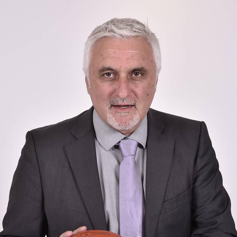 François Gomez, entraîneur du TGB