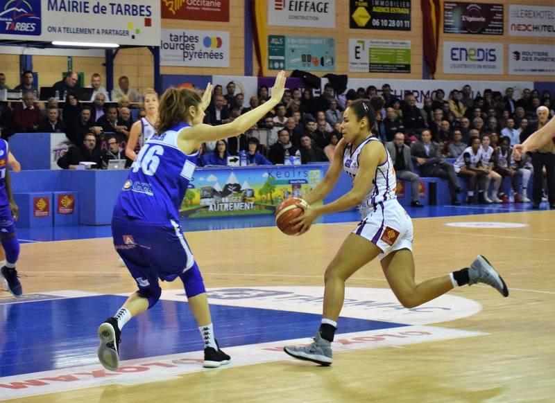 Revoir le (trépidant) match TGB – Montpellier-Lattes
