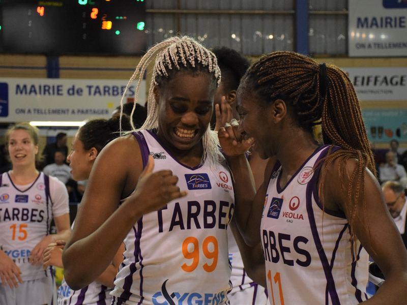 Le TGB déjoue les pronostics et bat Bourges