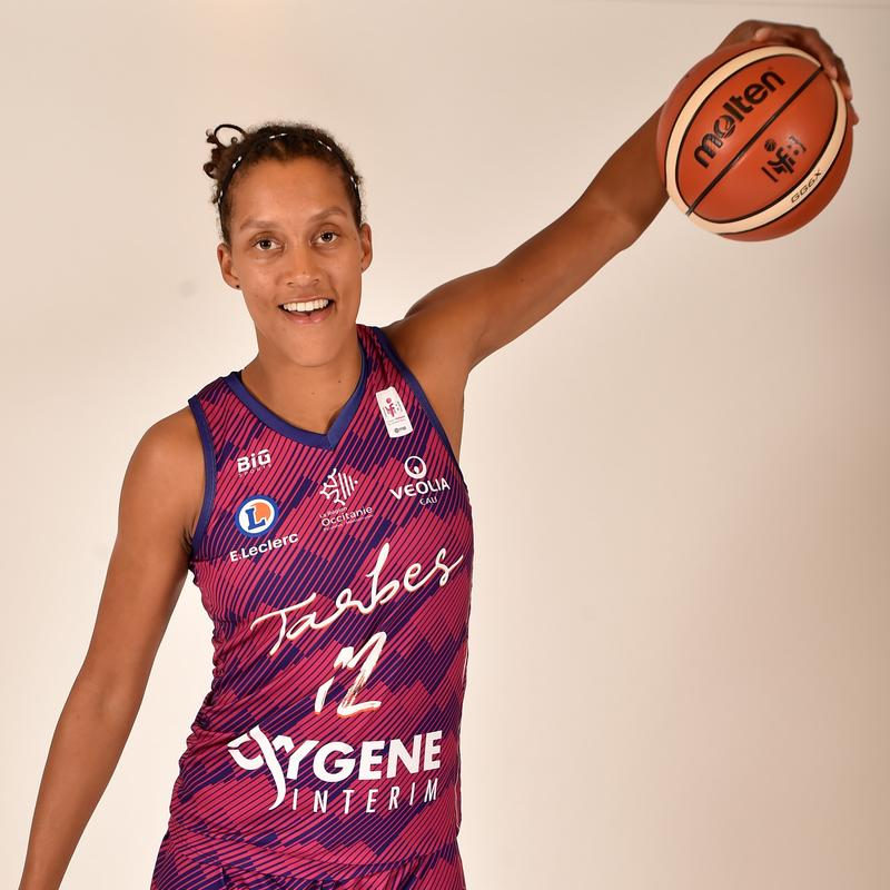 Jodi Cornelie-Sygmundova, joueuse du TGB