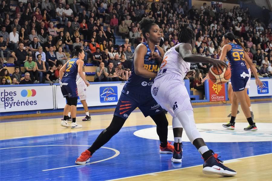 LFB : Le TGB résiste face à Montpellier mais finit par s'incliner
