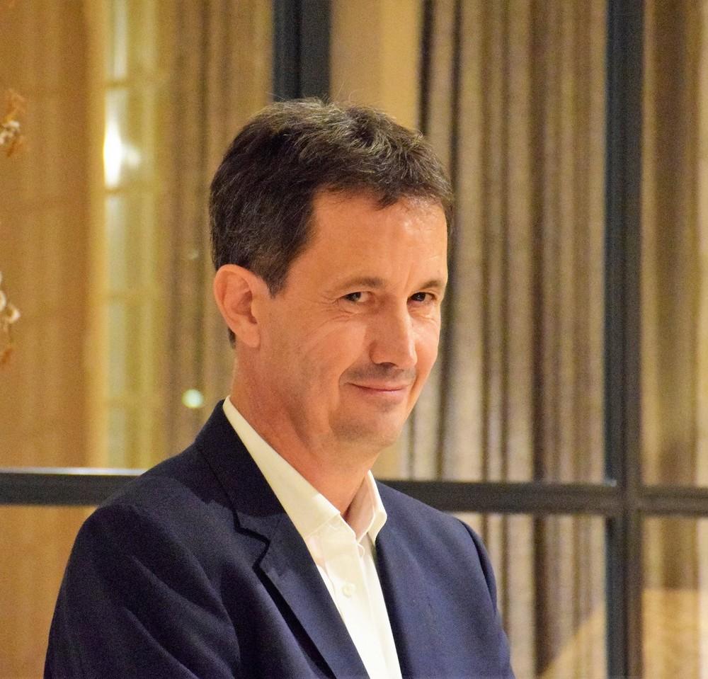 Philippe Fournadet, président du TGB