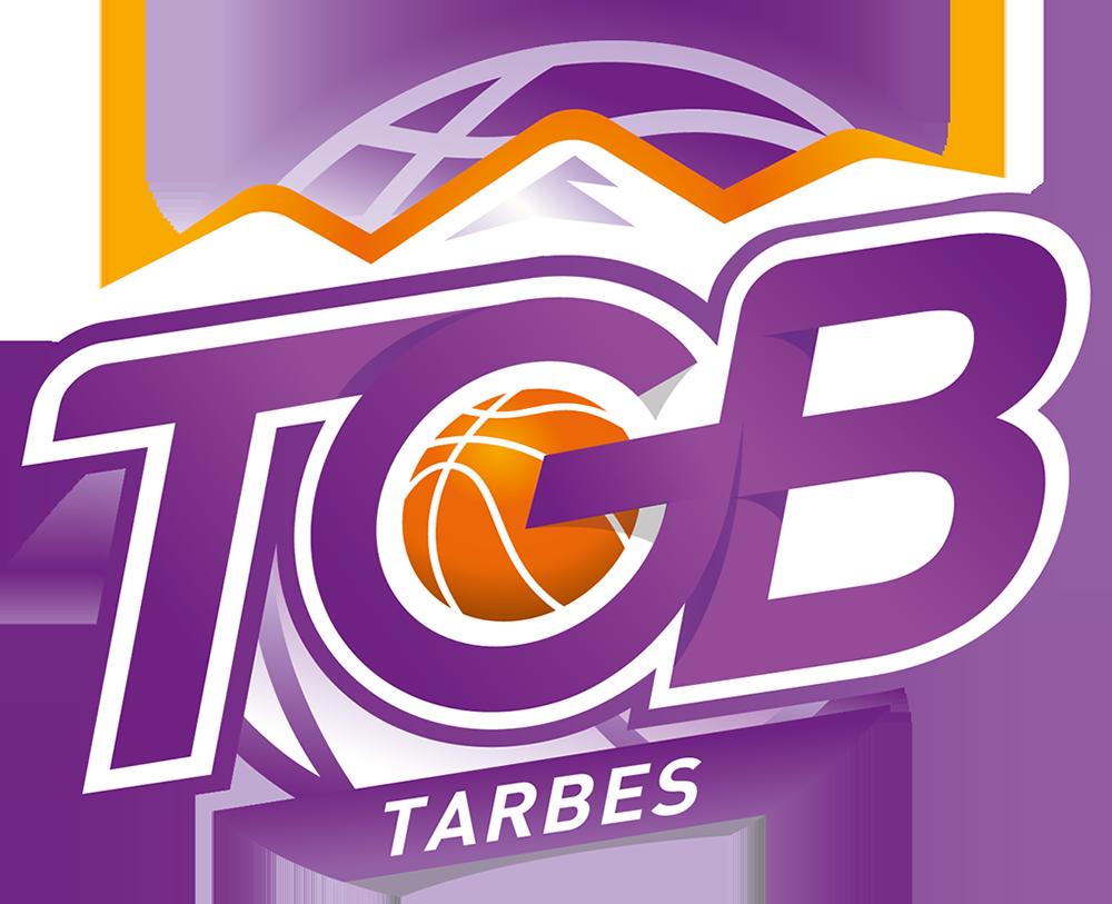 TGB Tarbes Basket Bigorre Logo