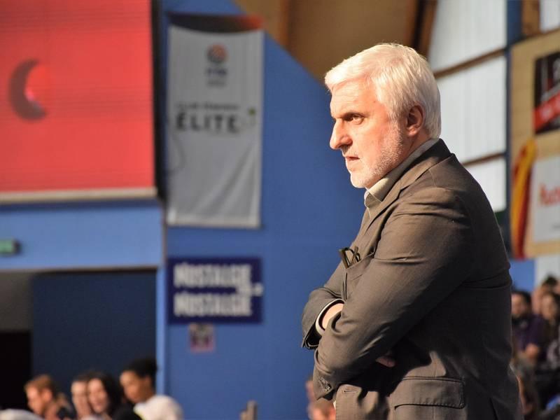 François Gomez, coach du TGB