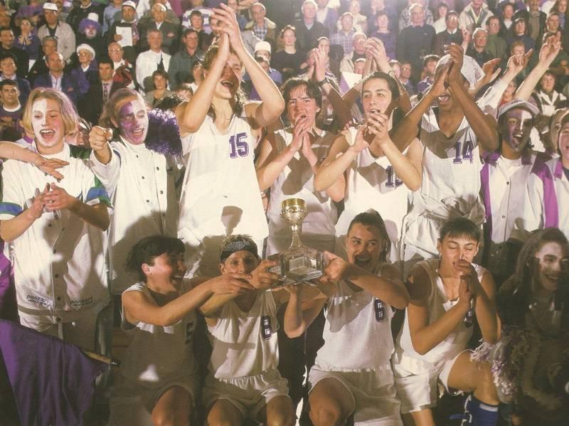 Le TGB vainqueur de la coupe Ronchetti en 1996
