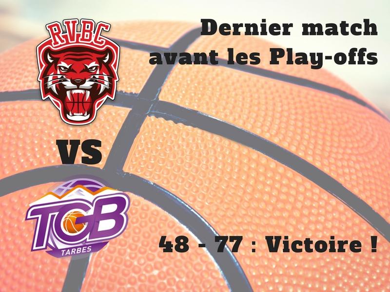Le TGB s'impose à Roche-Vendée 48-77