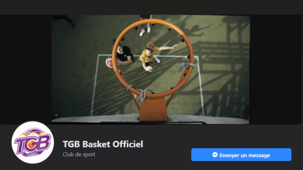 TGB Basket Officiel