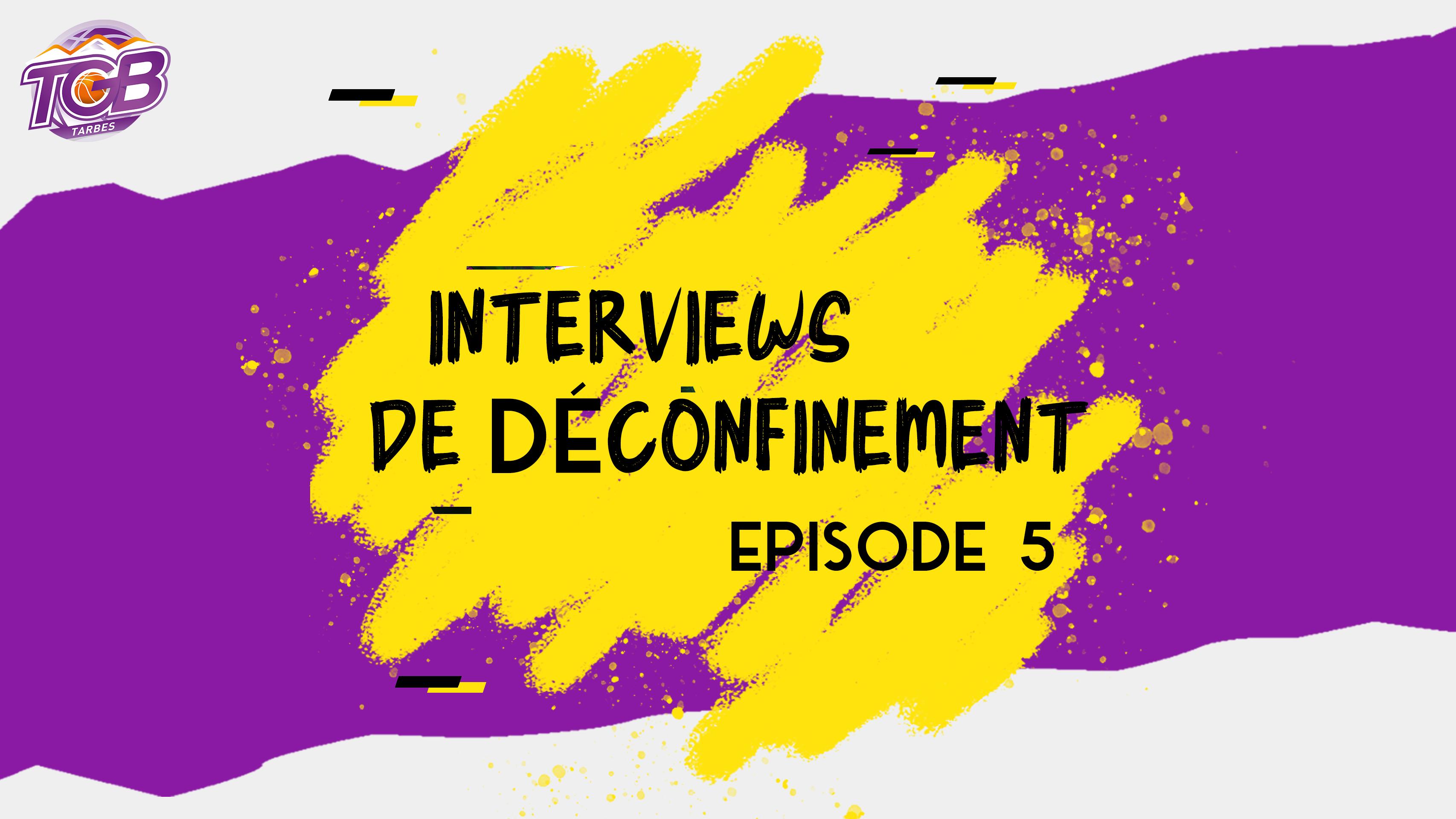 Interview de (dé)confinement – Ana Tadic