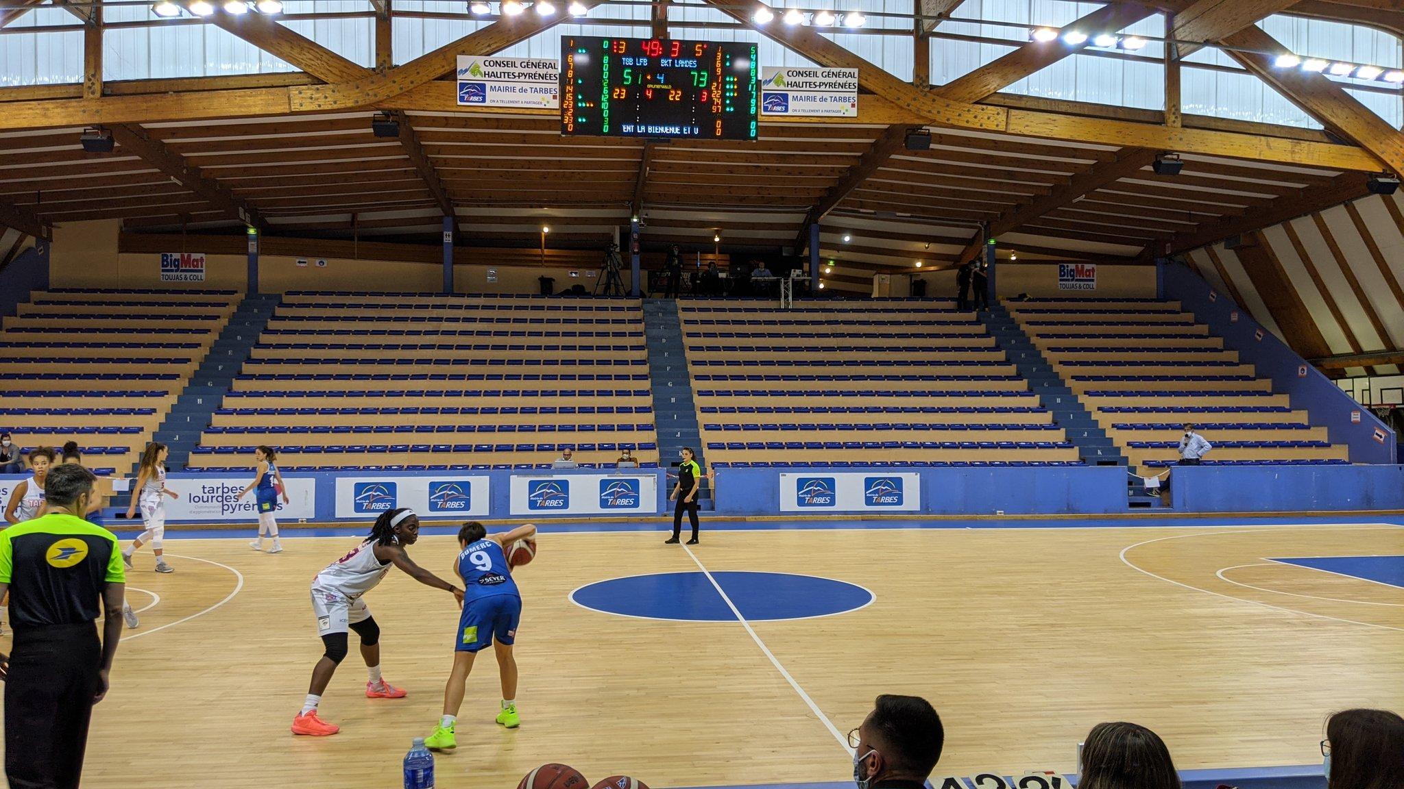 Match face à Roche-Vendée reporté