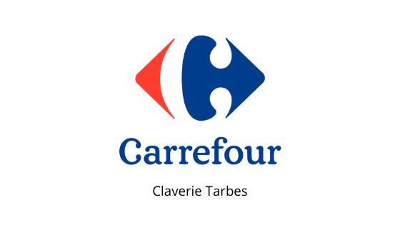 Carrefour Claverie Tarbes