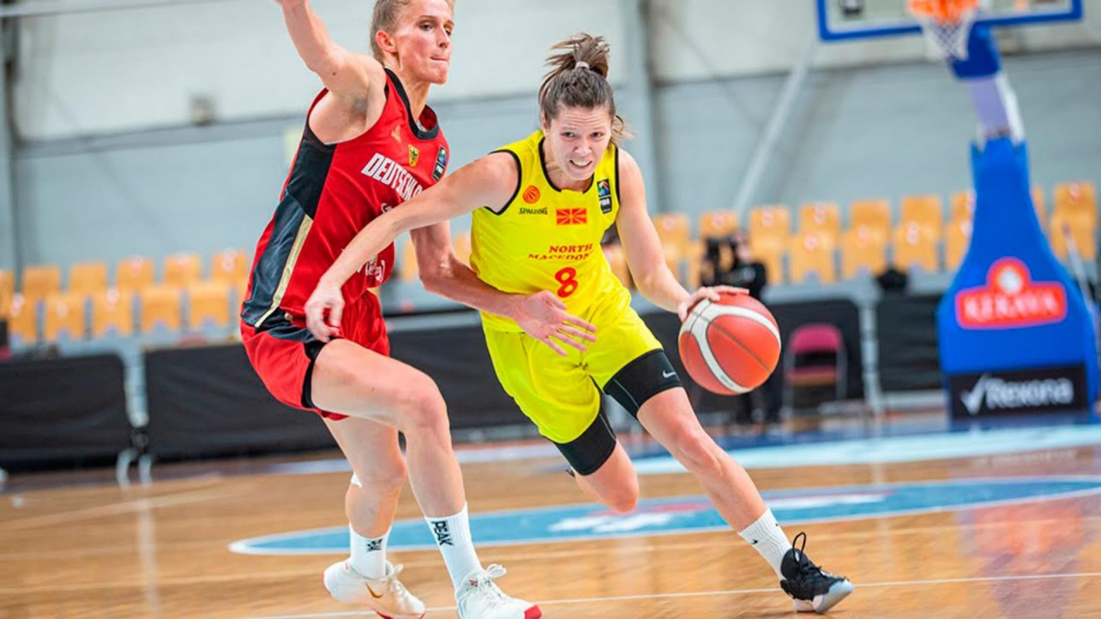 Recrutement de Andzelika Mitrasinovic