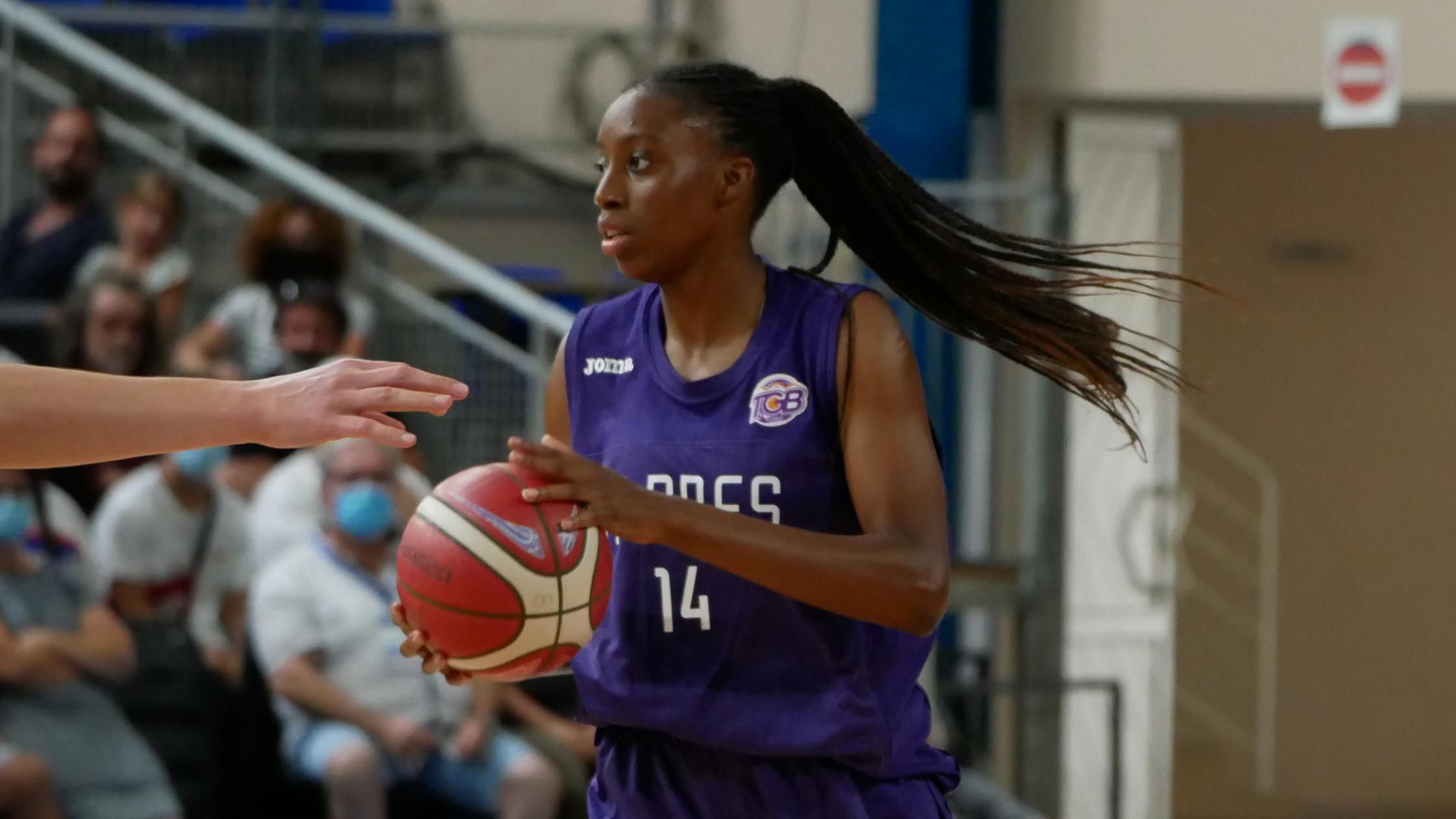 Basket Landes domine le TGB